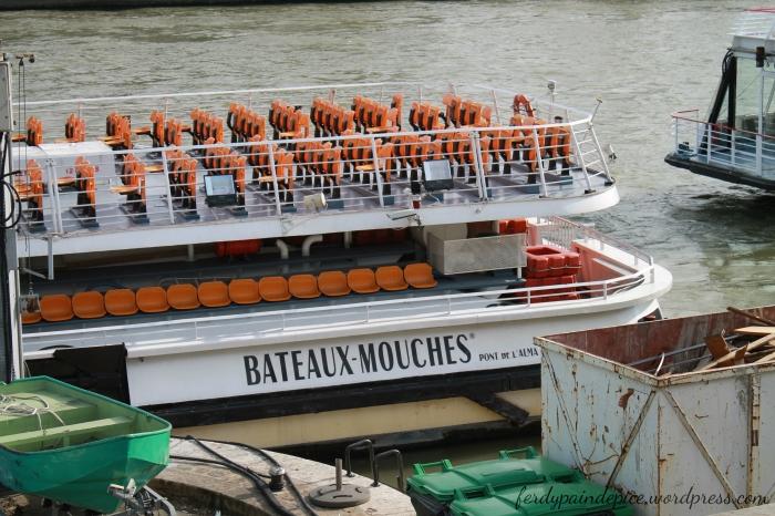 bateau mouches