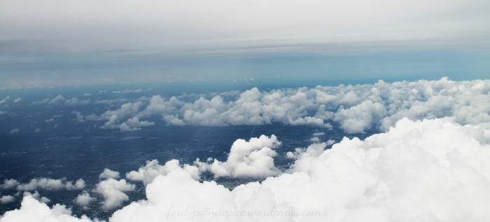 Projet 52 / Semaine 23 ¤ Dans les nuages