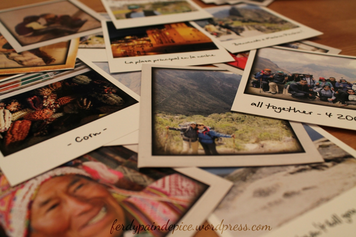 Bon Plan : Vos photos façon Polaroid