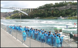 Niagara Falls bateau