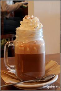 caravane cafe chocolat chaud