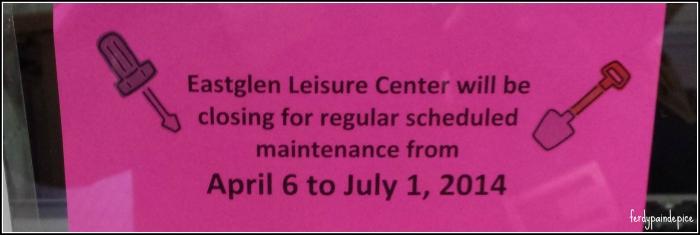 Eastglen leisure centre edmonton 1