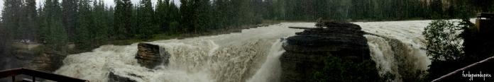 Athabasca Falls 3