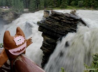 Athabasca Falls 4