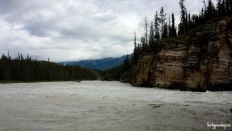 Athabasca Falls 5