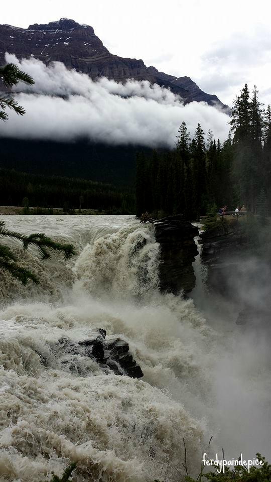 Athabasca Falls 9
