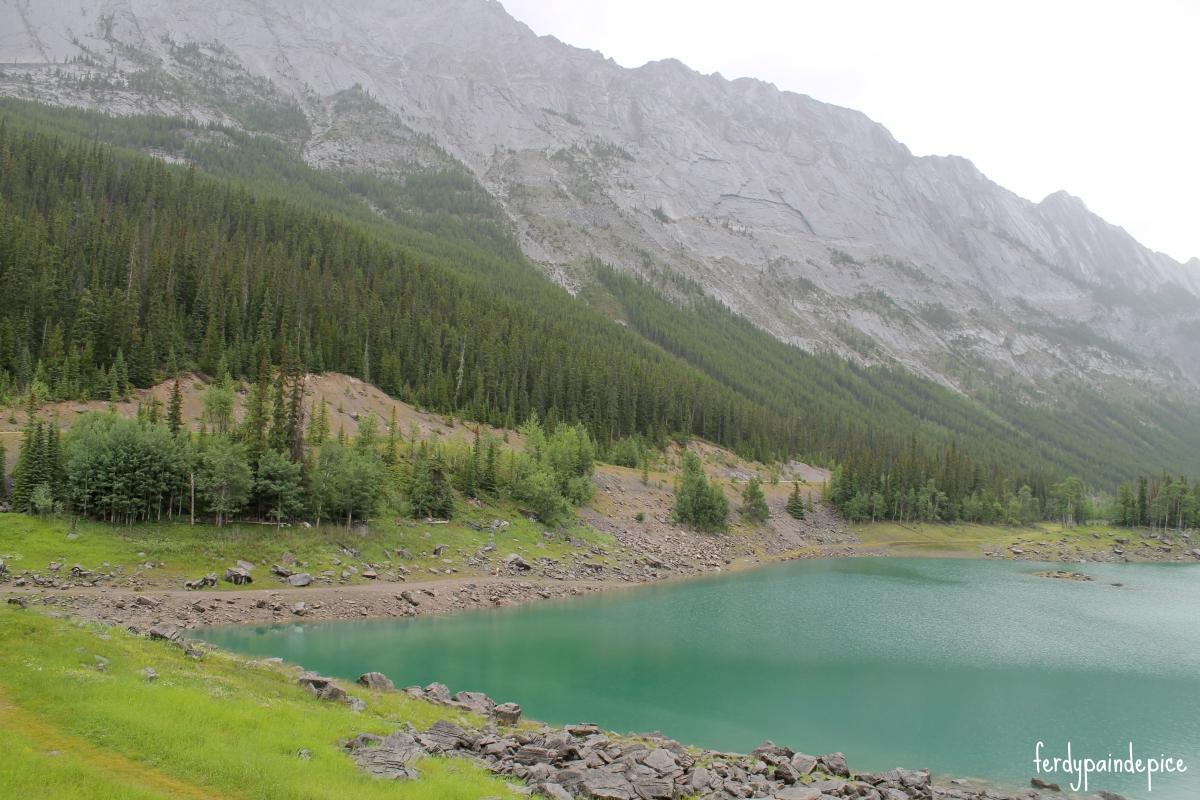 Jasper : Maligne & Medicine Lake