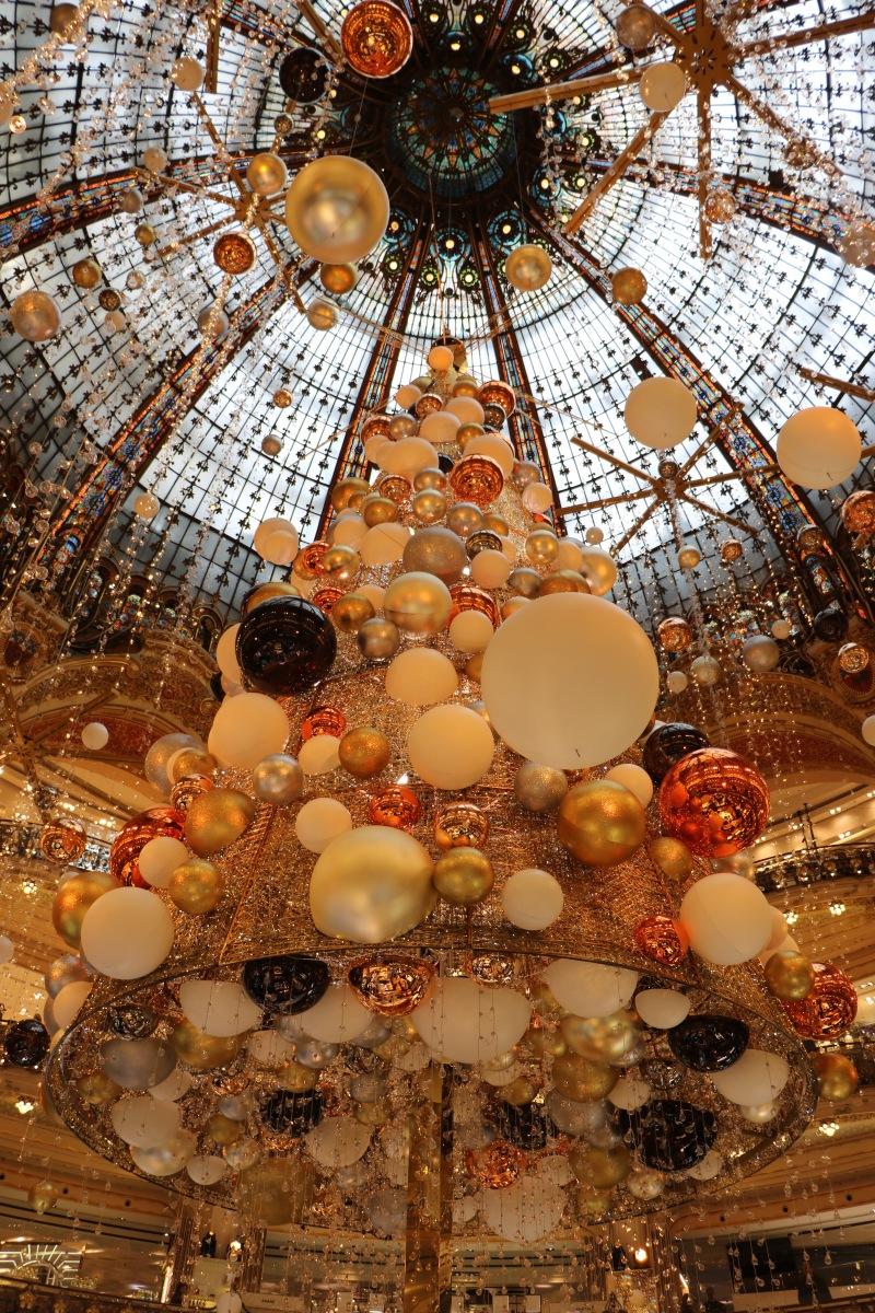 Le Boulevard Haussmann et La Grande Mosquée de Paris