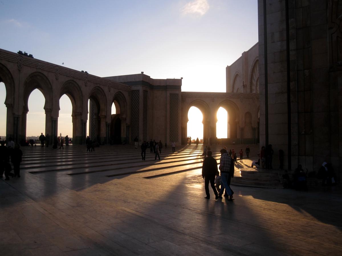 Casablanca en Vrac