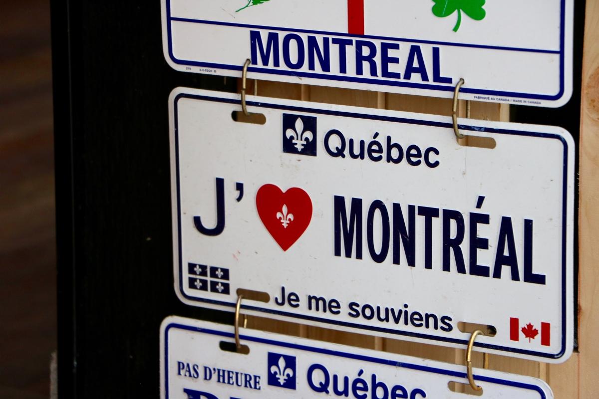 Montréal : 5 jours, 5 quartiers