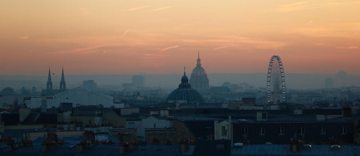 Prendre son Café avec une Vue Panoramique sur Paris
