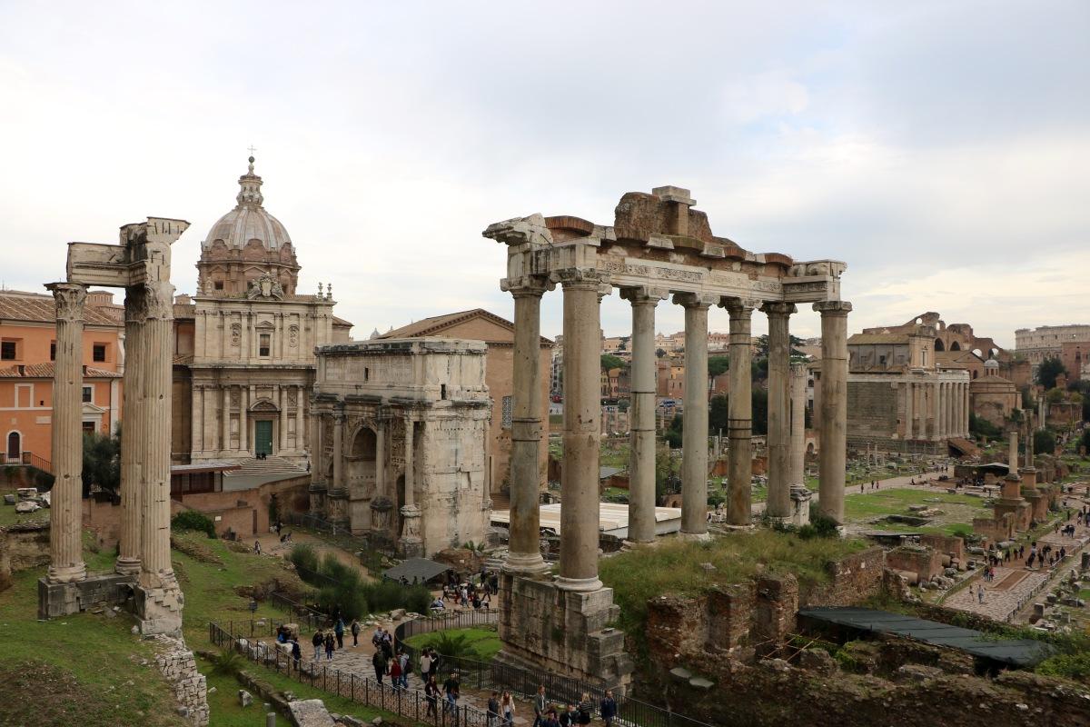 Rome à Vélo c'est Quelque Chose !