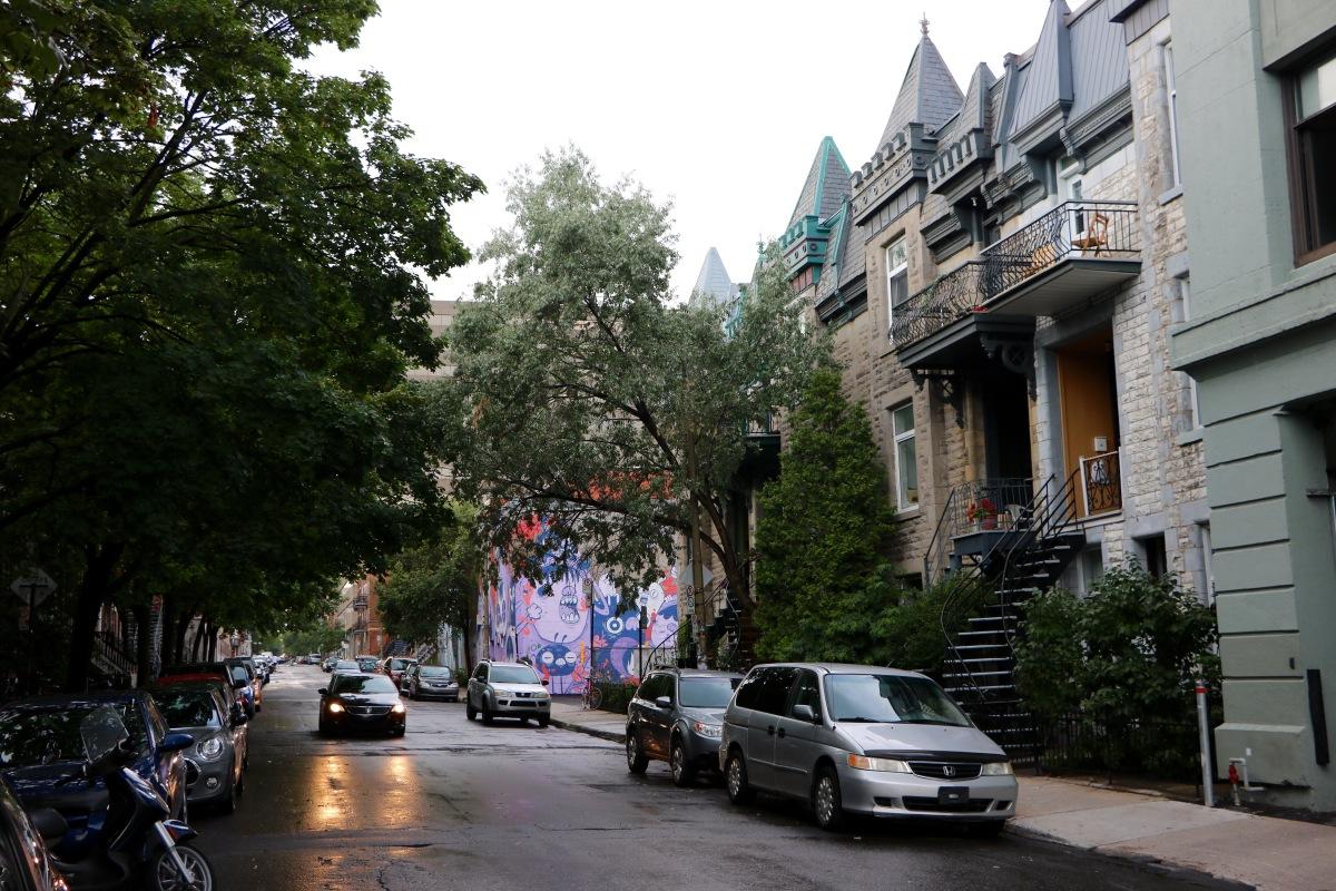 Montréal, la Pluie, le Beau Temps et, l'Essentiel !