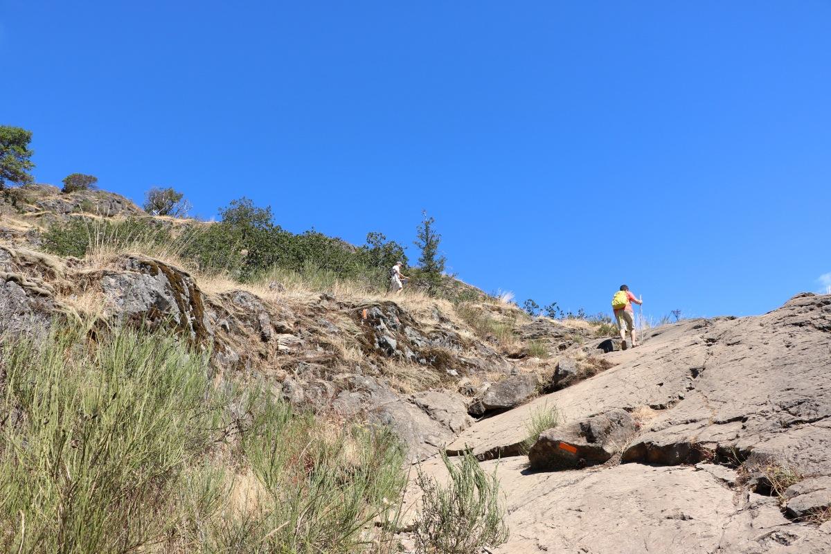 Randonnée sur le Mont Finlayson - Victoria, BC