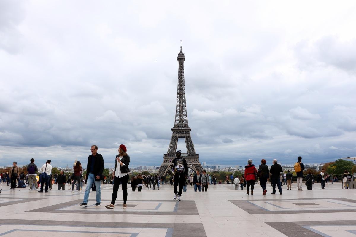 Deux Semaines à Paris.