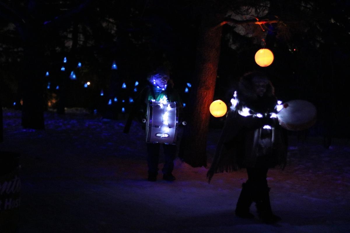 Histoires Expatriées | Edmonton la nuit