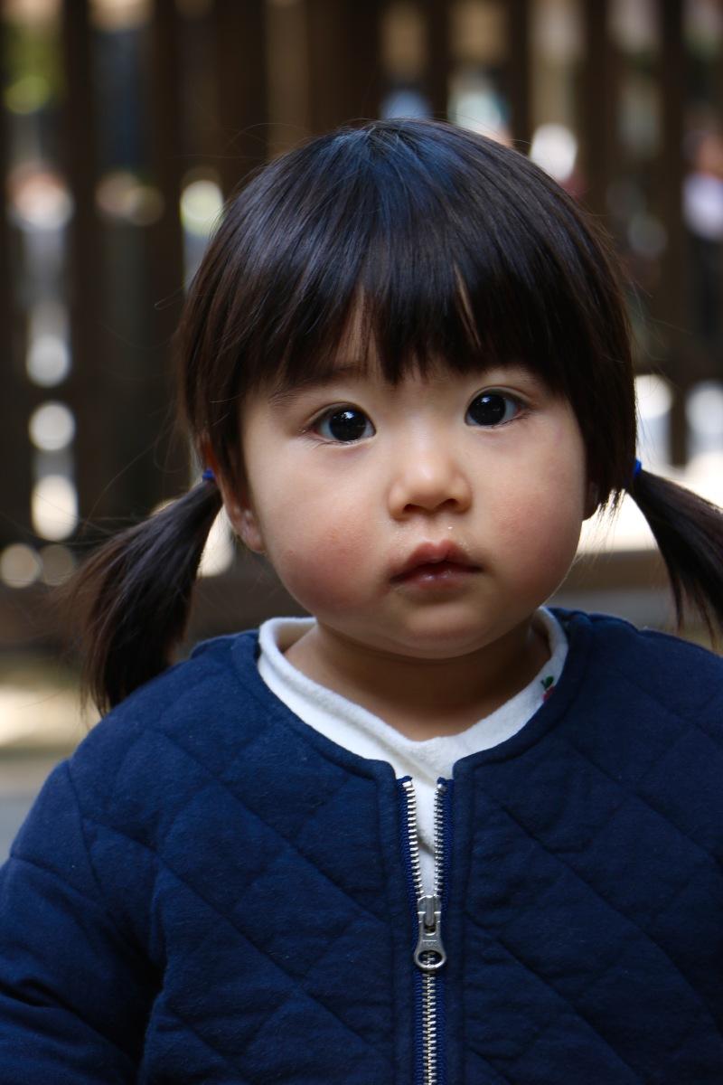 Portraits Japonais.