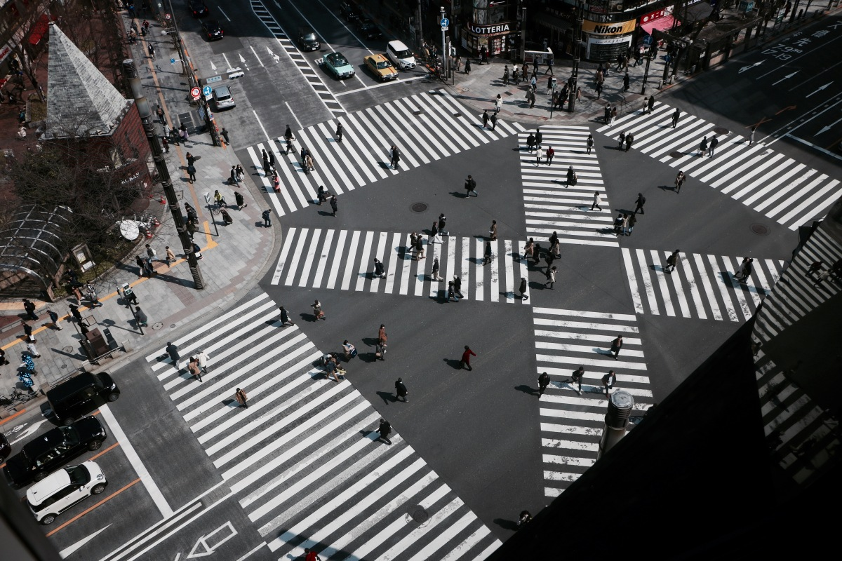Balade à Tokyo à Travers 6 Quartiers Totalement Différents !