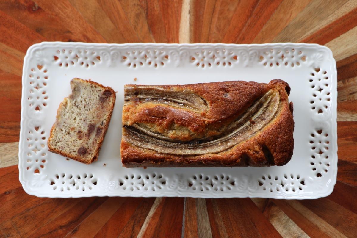 #FerdyCuisine | Mon Banana Bread aux Pépites de Chocolat